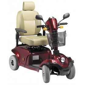 SCOOTER GRAND TOURING PARA PERSONAS OBESAS