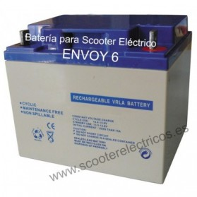 Bateria Scooter Envoy 6