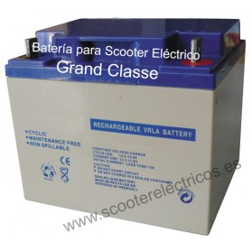 Batería Scooter Grand Classe