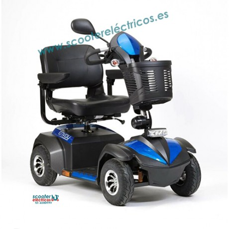 SCOOTER ENVOY 6